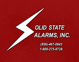 Welcome to Solid State Alarms